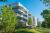 Markt Wohnungsmarkt Modernes Apartment Haus (Copyright: iStock.com/elxeneize)