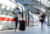 Steuer Verkehrssteur ICE Bahnsteig Gleis (Copyright:istock.com/horstgerlach)