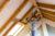 Markt Bautätigkeit Bauarbeiter Dämmung Dachstuhl (Copyright: istock.com/artursfoto)