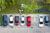 Steuer Verkehrssteuer Parkplatz Auto Draufsicht(Copyright:istock.com/ teddybearpicnic)